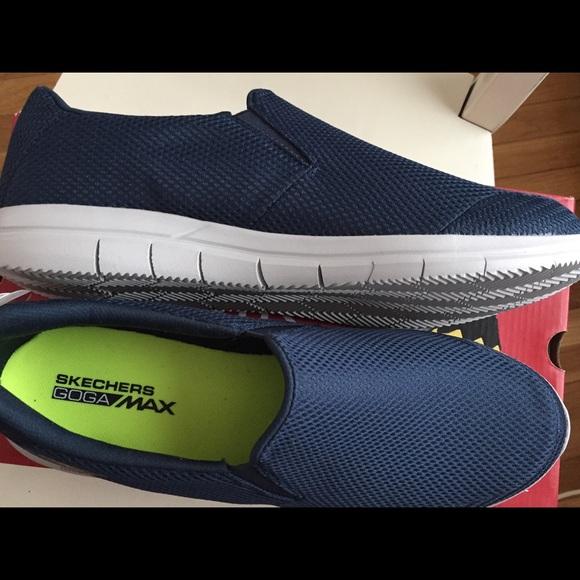skechers men's go flex walk shoes